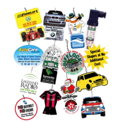 Zapachy samochodowe