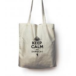 Torba dla wędkarza: Keep calm and zanęcaj - wzór 16
