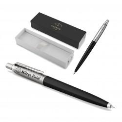 Długopis Parker z grawerem Jotter czarny pudełko