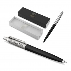 Parker pen with engraved...