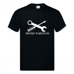 Koszulka na Dzień Ojca: Mistrz Warsztatu - Wzór 3