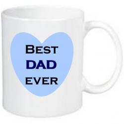 kubek na Dzień Ojca: Best Dad Ever - wzór 2