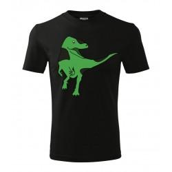 Koszulka na Dzień Dziecka: Dinozaur - wzór 9