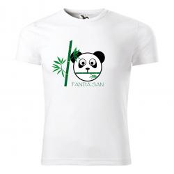 Koszulka na Dzień Dziecka: Panda-San - Wzór 8