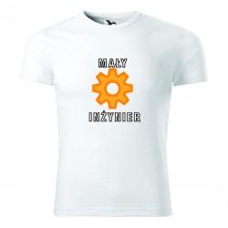 Koszulka na Dzień Dziecka: Mały Inżynier - Wzór 4