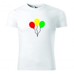 Koszulka na Dzień Dziecka: Balony - Wzór 2