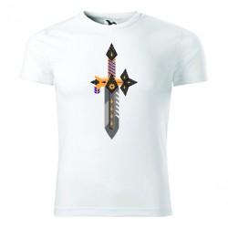 Koszulka na Dzień Dziecka: Miecz - Wzór 10