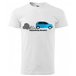 Koszulka na Dzień Dziadka: Odjazdowy Dziadek - wzór 2