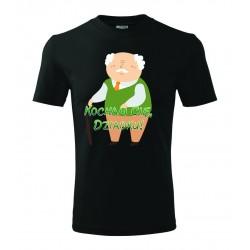 Koszulka na Dzień Dziadka: Kocham cię Dziadku - wzór 7