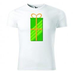 Koszulka Świąteczna: Prezent - Wzór 10