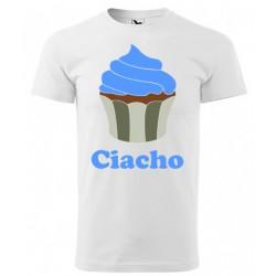 Koszulka na Dzień Chłopaka: Ciacho - wzór 7