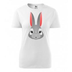 Koszulka Wielkanocna: Królik - wzór 1