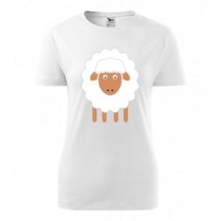Koszulka Wielkanocna: Owca - wzór 4