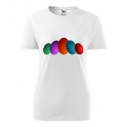 Koszulki Wielkanocne: Pisanki - wzór 5